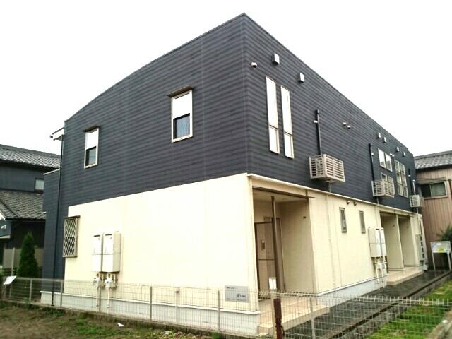 UH中野新町Ⅲ(ユーエイチ ナカノシマチ スリー)外観写真