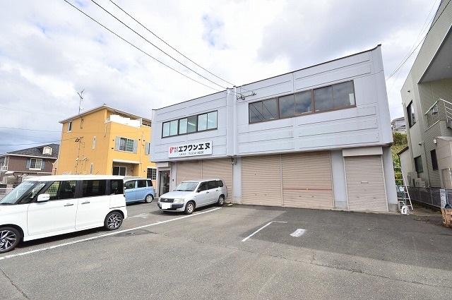 浦田2丁目倉庫付事務所Ⅱ外観写真