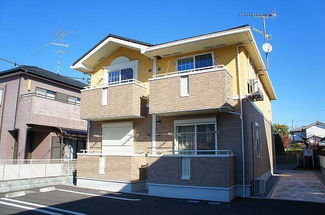 キャッスルバレー行田Ⅳ外観写真