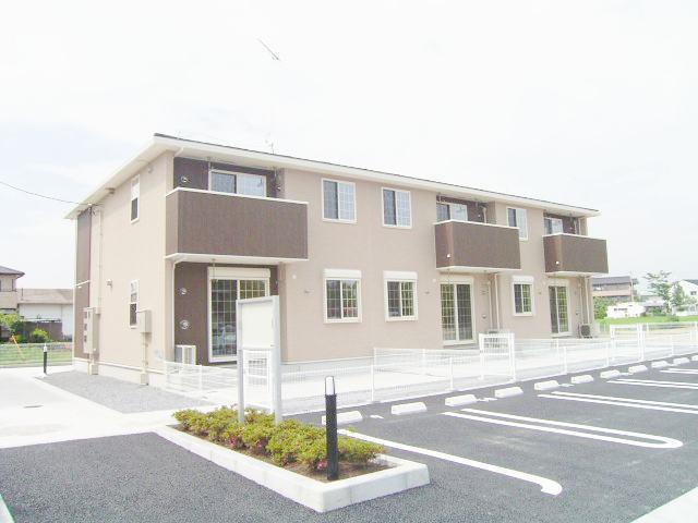 高道祖アパート1外観写真