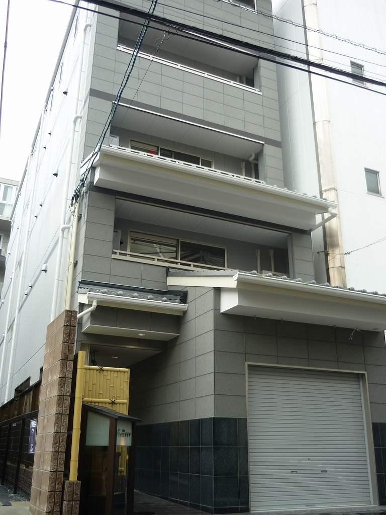 仮)麩屋町通蛸薬師店舗付マンション外観写真