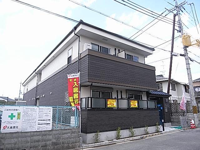 クリザンテーム山本Ⅲ外観写真