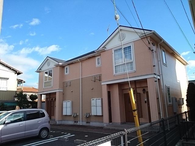 Annex sakuma外観写真