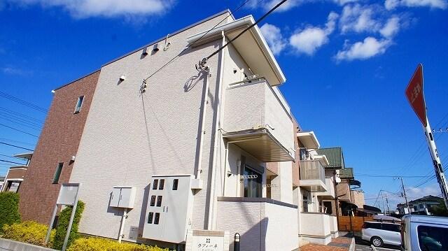 君塚2丁目アパート外観写真
