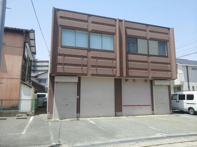 川副藤三様倉庫付事務所Ⅱ外観写真