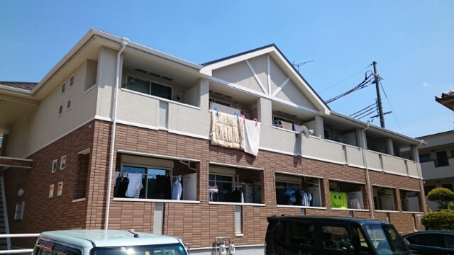 楠葉野田1丁目アパート外観写真