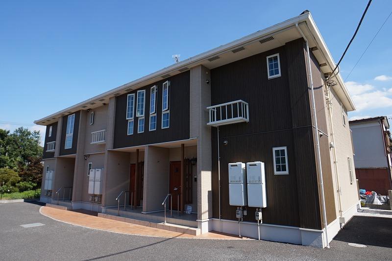 槇の木 サニーハウス3号館外観写真