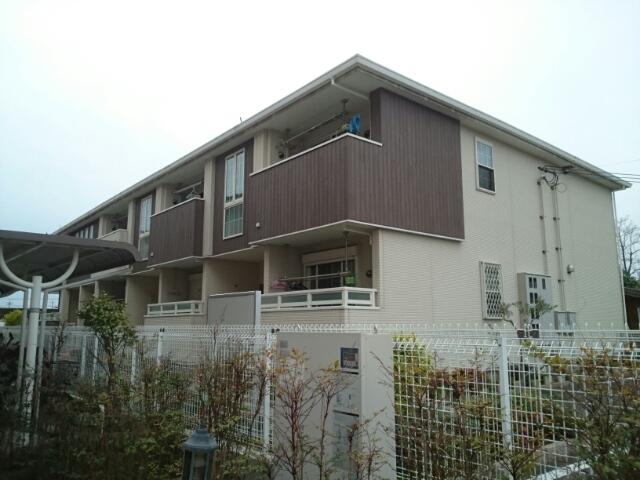 ラフレシールメゾン宮崎3外観写真