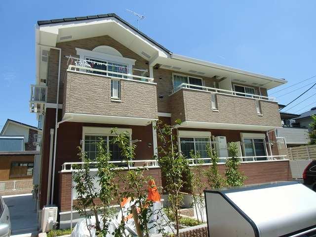 クレメントハウス湘南外観写真