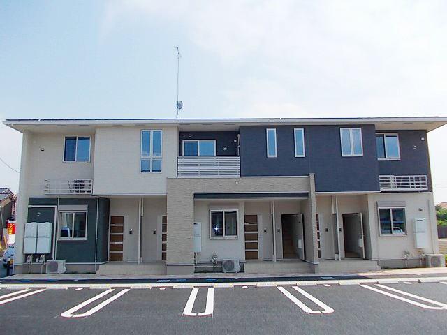 辺田アパート1外観写真