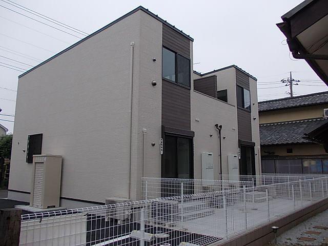 ソラージュ・三芳町外観写真