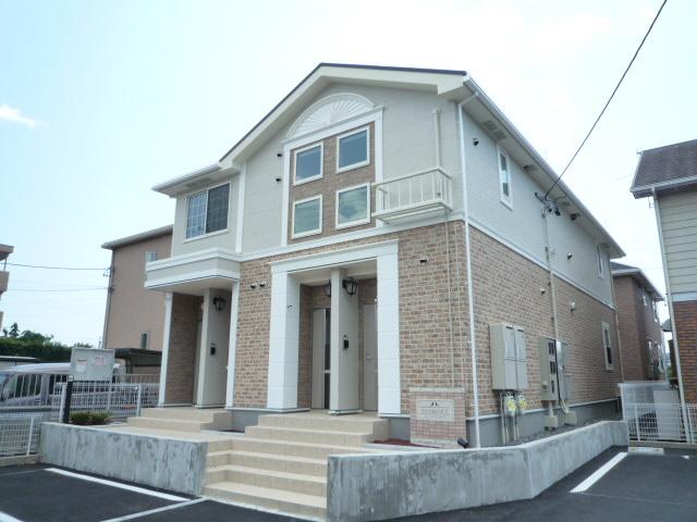 サンクレスト八坂Ⅱ外観写真