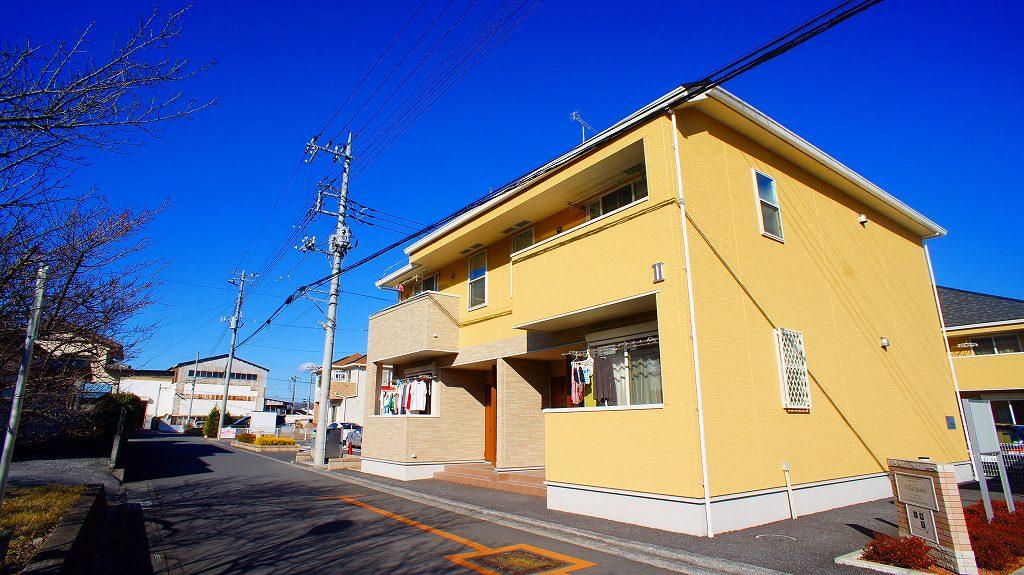 横瀬町横瀬アパート外観写真