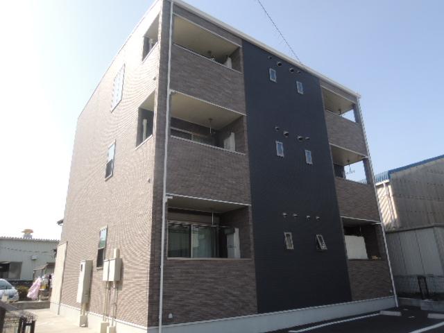 荒田島アパート外観写真