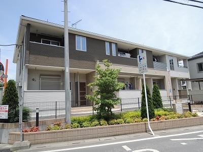 メゾン・アニメート外観写真