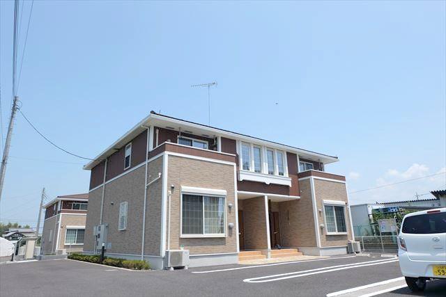 ソレイユ横島B外観写真