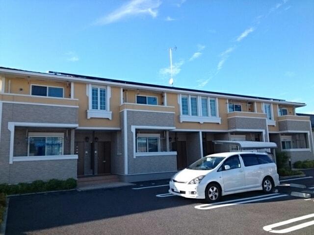 グレイスカレント成田2外観写真