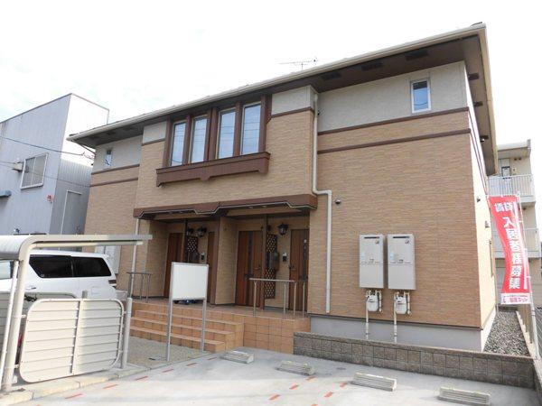 ヴィレッジ広田外観写真