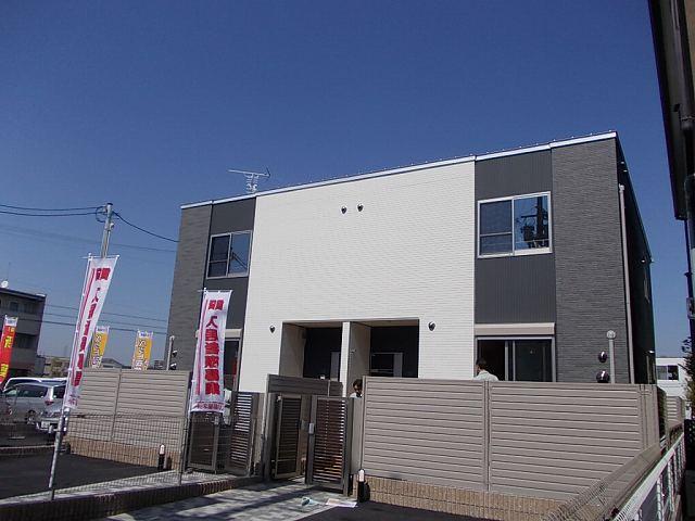 野尻町アパート外観写真