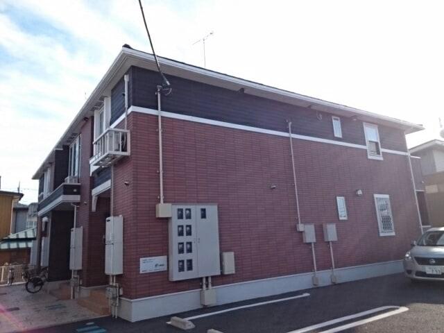 キャッスルバレー行田Ⅵ外観写真