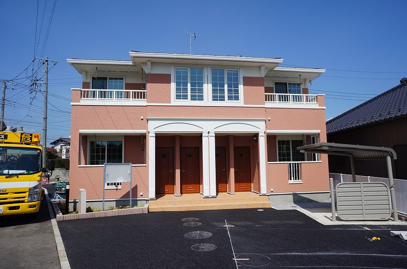 サニープレイス山口館外観写真