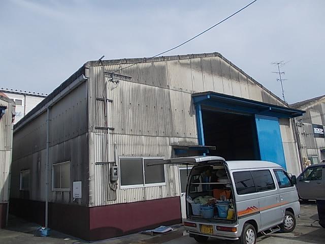 岡田美登里様工場外観写真