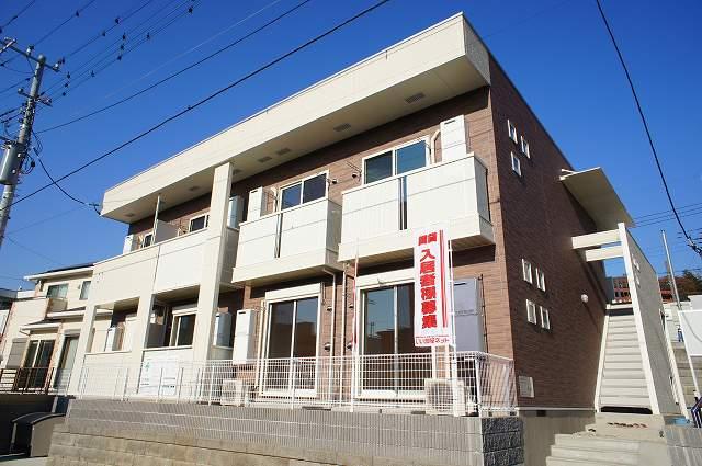 ウィステリア東松戸外観写真