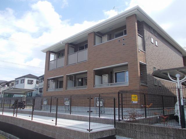 仮)津田駅前1Kアパ-ト外観写真