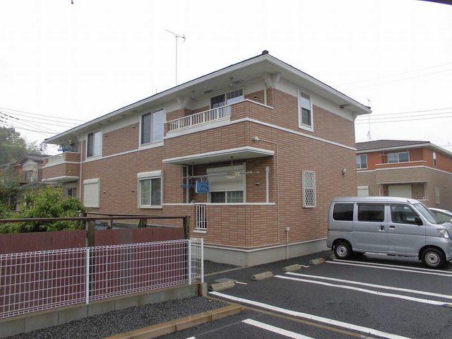 辺田アパート4外観写真