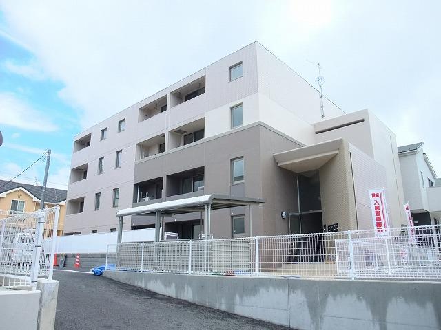 飯島町マンション外観写真
