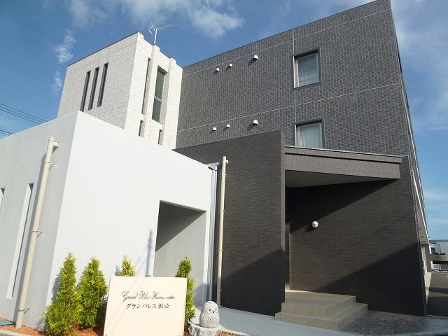 グランパレス浜松外観写真