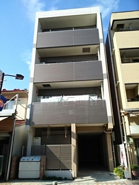 ウィステリア西横浜外観写真