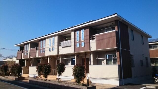 (仮)瑞穂町南平アパートA棟外観写真