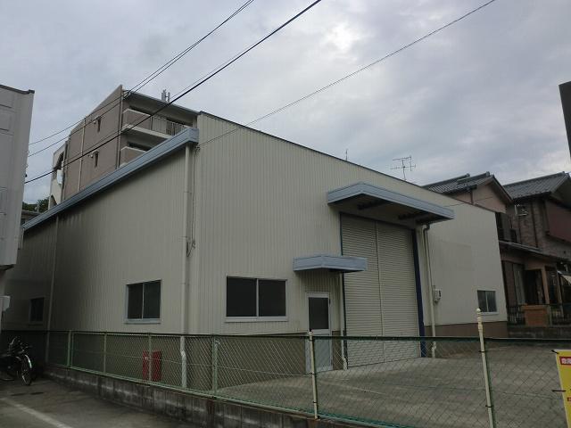 天白区相川2-10倉庫外観写真