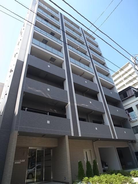 元浅草3丁目マンション外観写真