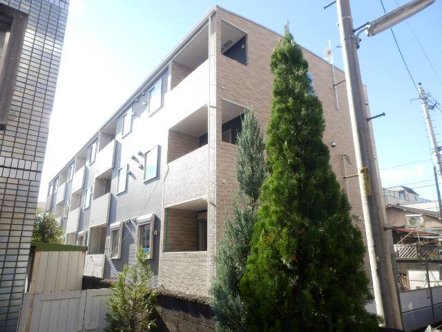 昭和町5丁目アパート外観写真