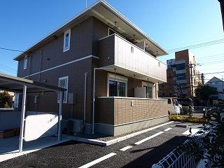 サニーハウス・ヤマキ外観写真
