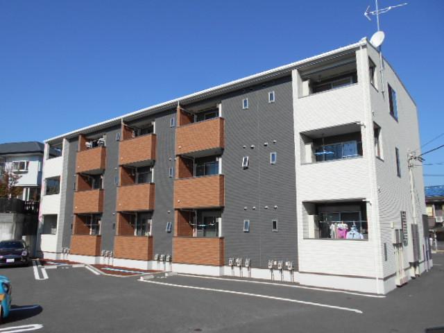 サンスポット新宿外観写真