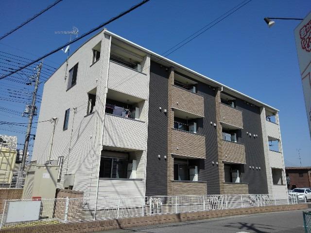 上柴町東7丁目アパート外観写真