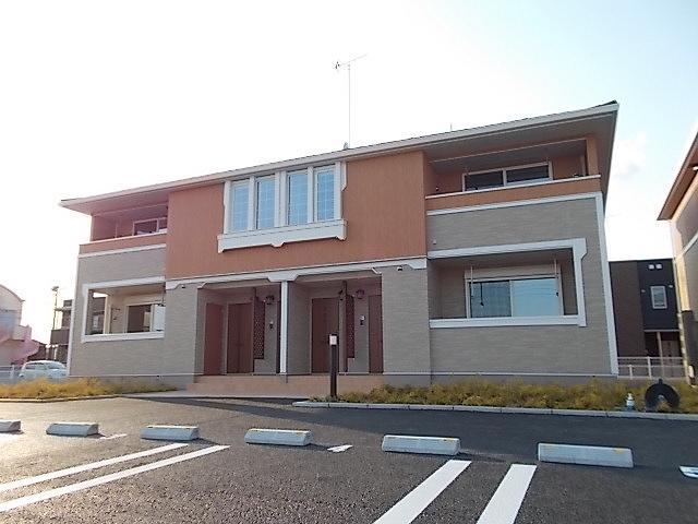 洲崎アパートA外観写真