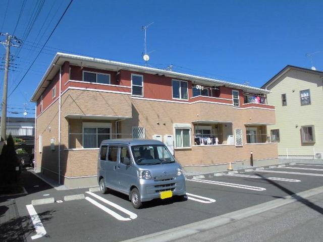 辺田アパート3外観写真