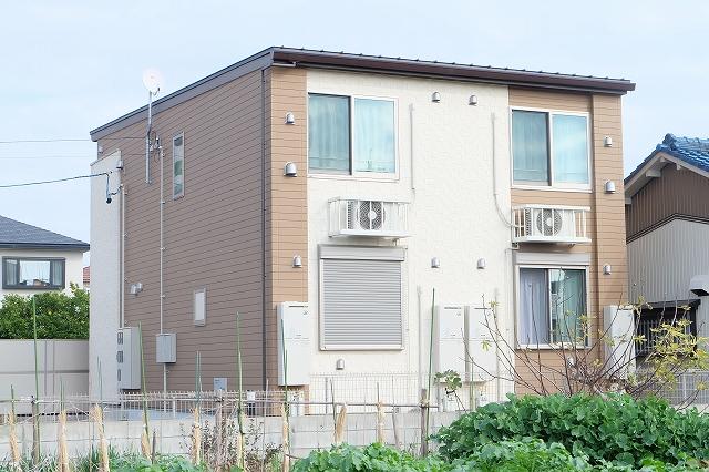 リブラ勝川新町外観写真
