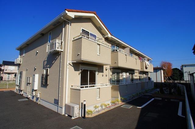 ラフレシール富士見外観写真