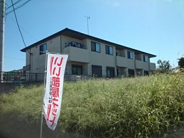 太田1丁目アパート外観写真