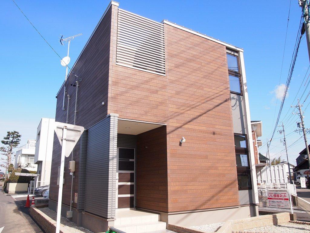 戸建住宅外観写真