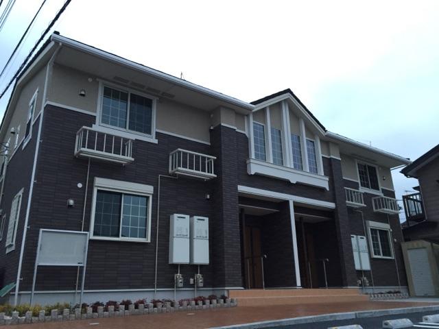 太井アパート外観写真
