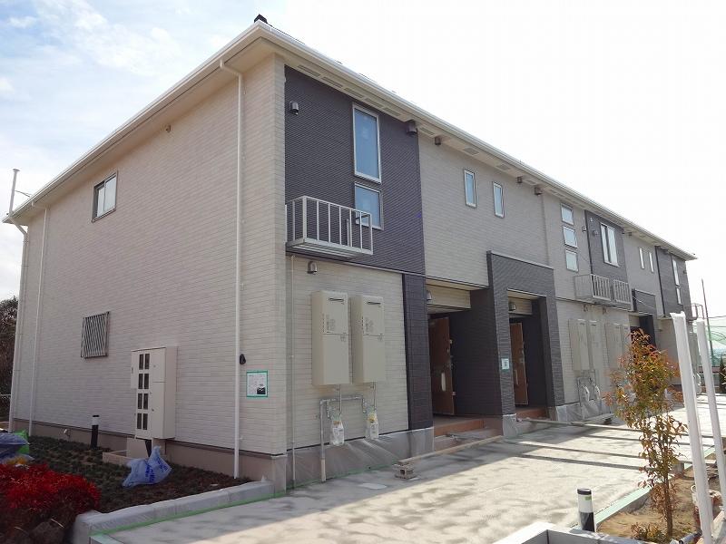 サンリットハウス桜井台Ⅱ外観写真