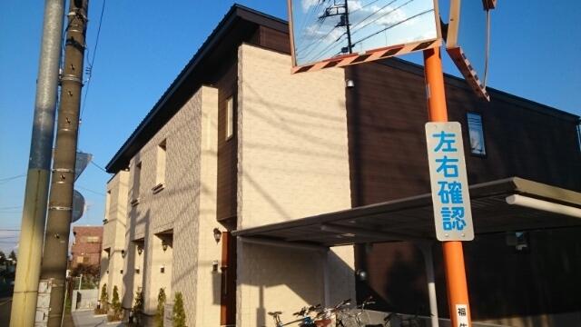 武蔵野台1丁目アパート外観写真