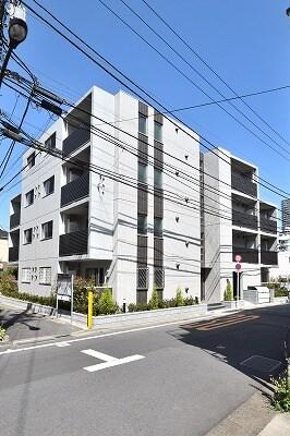 北新宿ガレリア外観写真