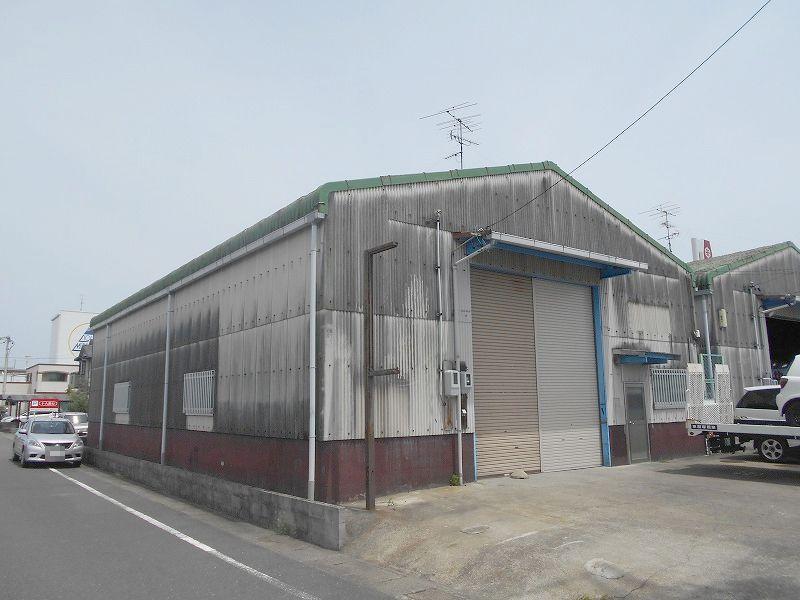 小熊町島2丁目倉庫1外観写真